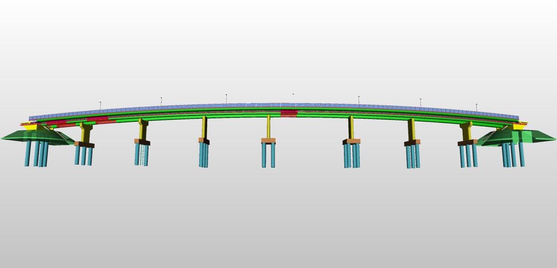 Vzpostavitev sistema za monitoring premostitvenega objekta in poteka prometa na območju nadvoza Grobelno