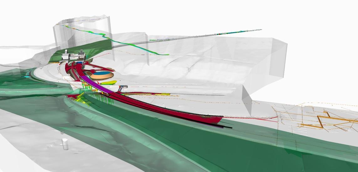 Izdelava projektne dokumentacije za izgradnjo vzhodne in sanacijo zahodne cevi AC predora Karavanke vključno z vso infrastrukturo