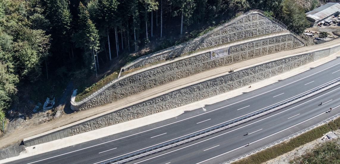 Draženci-Podlehnik-MMP Gruškovje motorway