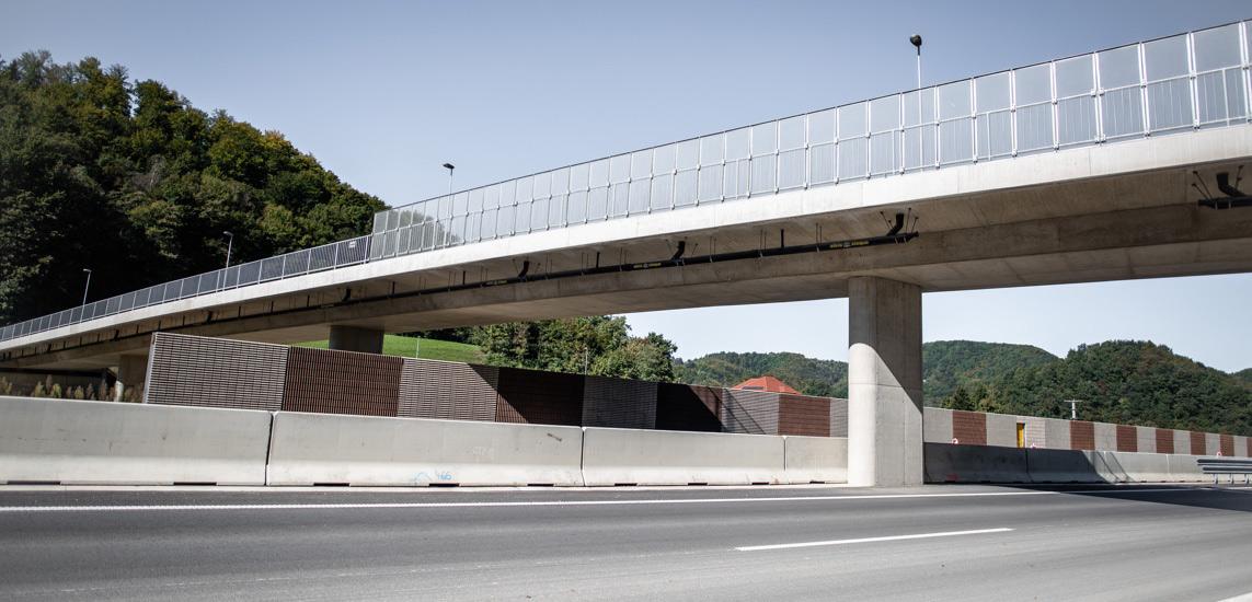 Entwasserung Des Meteorwassers Im Rahmen Des Projekts Autobahn Drazenci Grenzubergang Gruskovje Lineal Svetovalni Inzeniring In Nacrtovanje