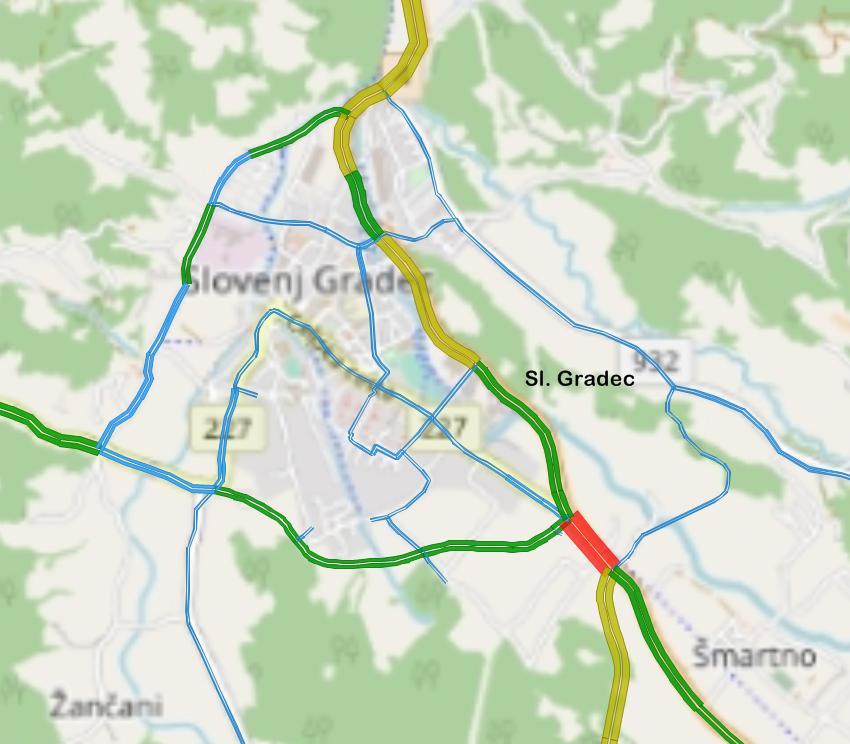 Južna obvoznica Slovenj Gradca