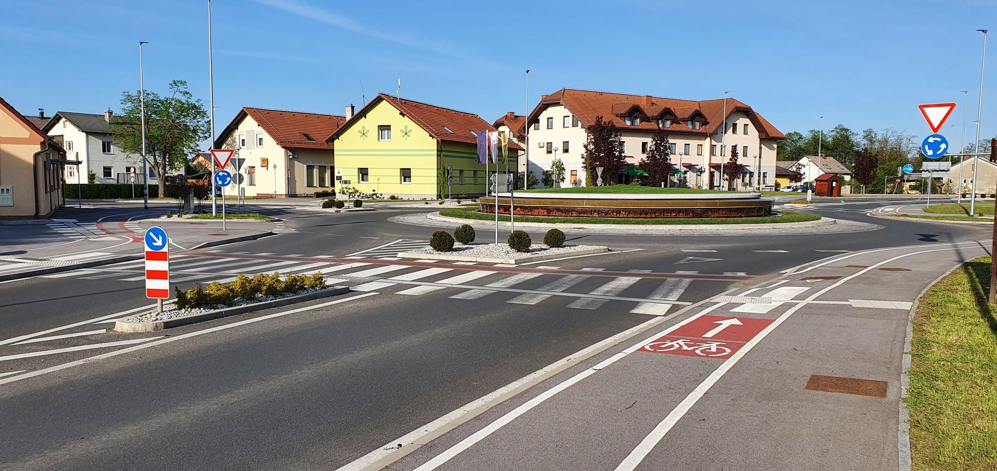 Rekonstrukcija regionalne ceste R1-235/0318 Petanjci – Murska Sobota (Gaj) od km 2+717 do km 3+895 z ureditvijo krožišča